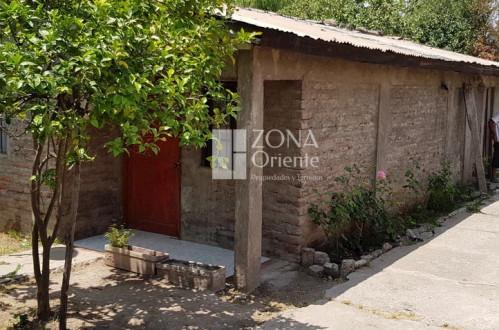 Propiedad 500 mts2 con casa antigua en Lo Herrera